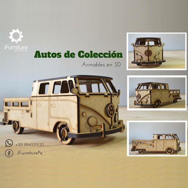 Camión VW vintage