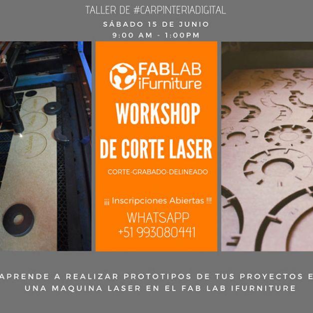 Workshop de Corte Laser