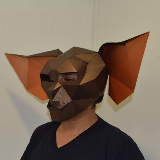 Máscara Gromlin