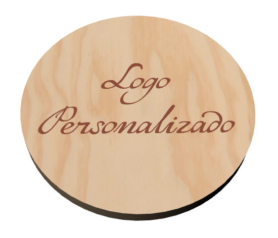 Logo Personalizado Grande