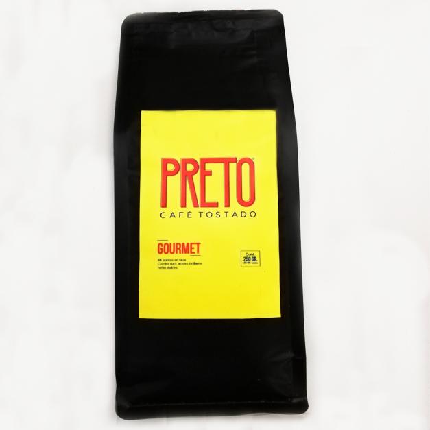 Café Molido Preto 250g