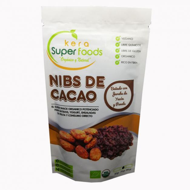 Nibs de Cacao con Yacón 100g