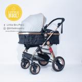 Coche Little Bru Madrid 2018 Gris/Negro