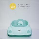 Bañera Escarabajo de la Marca Little Bru Azul