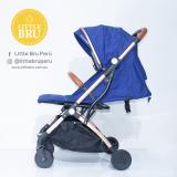 Coche Little Bru Modelo AVIÓN Azul