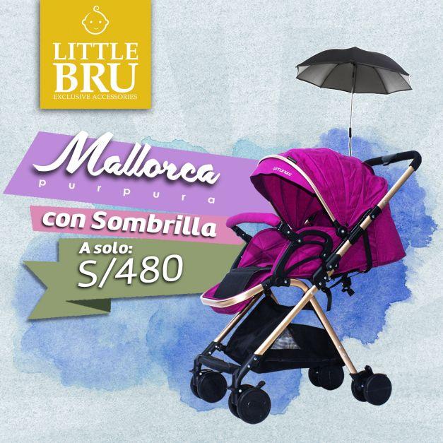 Promoción del Coche Mallorca Purpura
