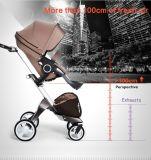 Coche Premium de bebé DSLand Xplory V4 Marron