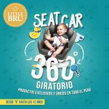 Asiento de auto Seat Car Paris 360