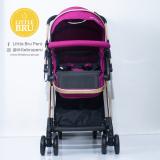 Coche para bebé  Little Bru Mod. Mallorca Purpura