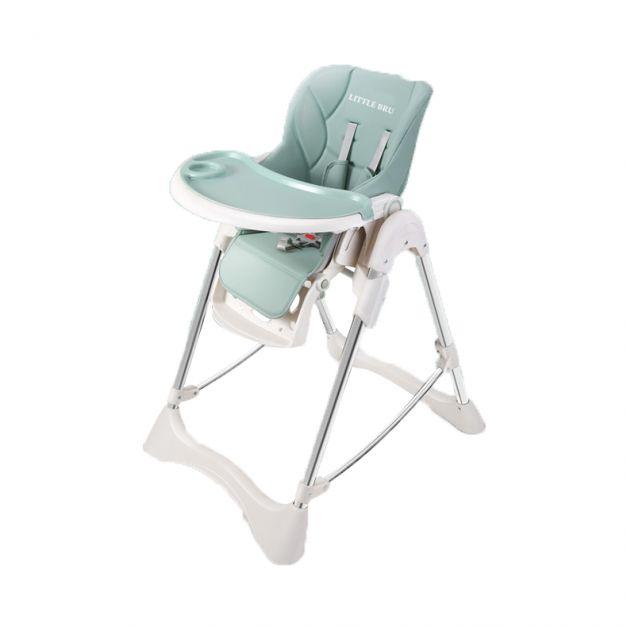 silla de comer - verde