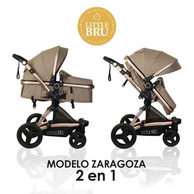 Coche Modelo Zaragoza 2 en 1