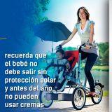 Sombrillas Paraguas para coche de bebé universal