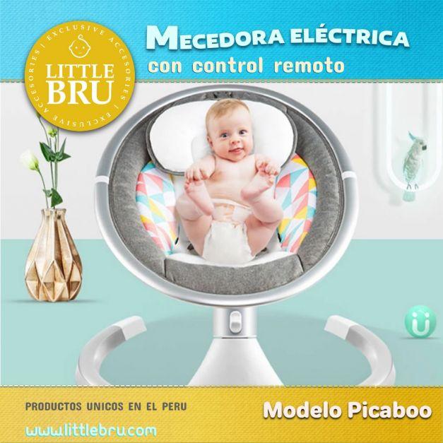 Mecedora electrónica modelo Picaboo