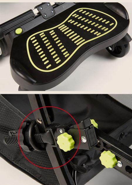 Stroller board - Patineta adaptador para coche