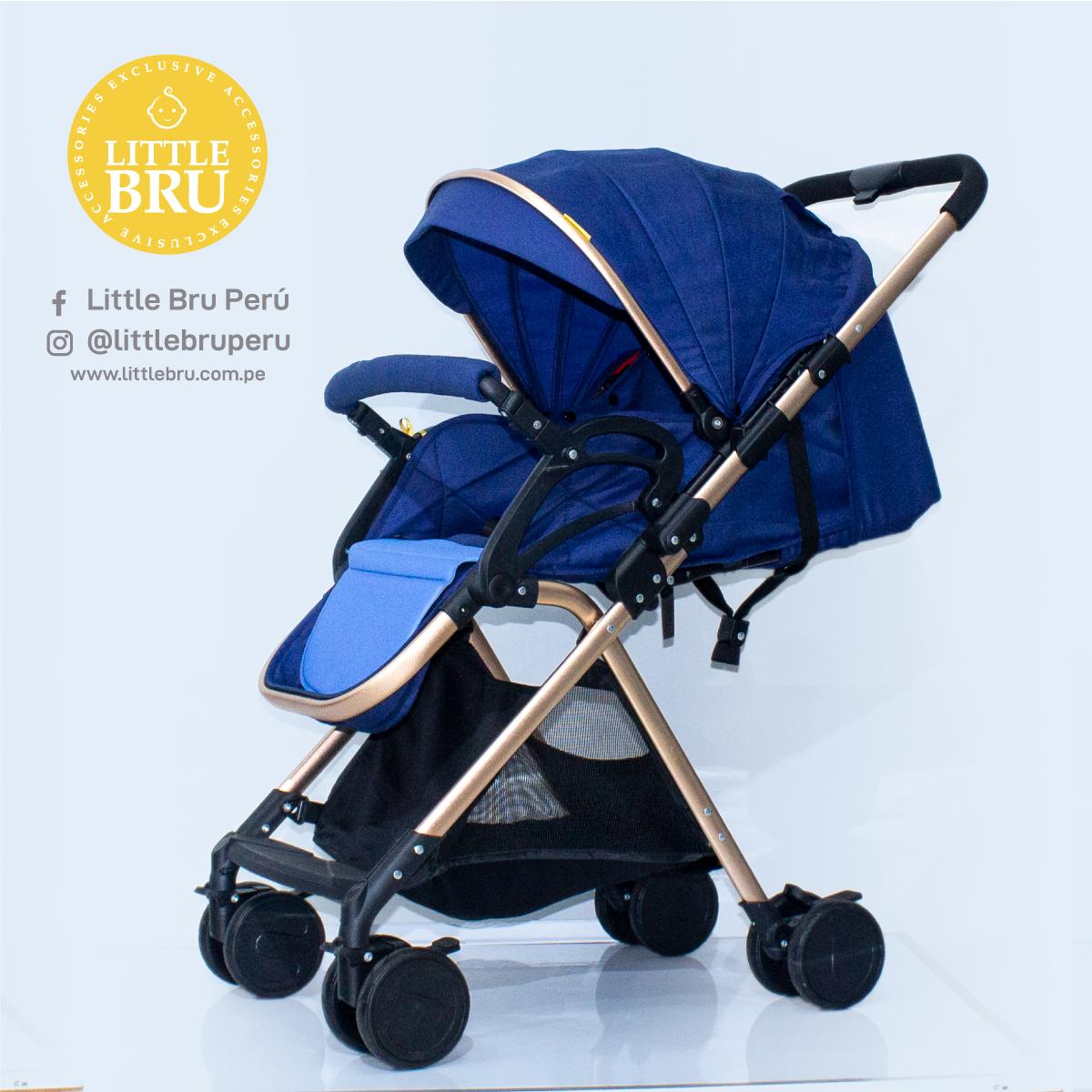 610b027dc LittleBru, productos exclusivos para bebés : Coche Little Bru Mod ...