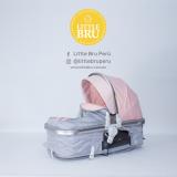 Coche Little Bru Madrid 2018 Melón/Gris