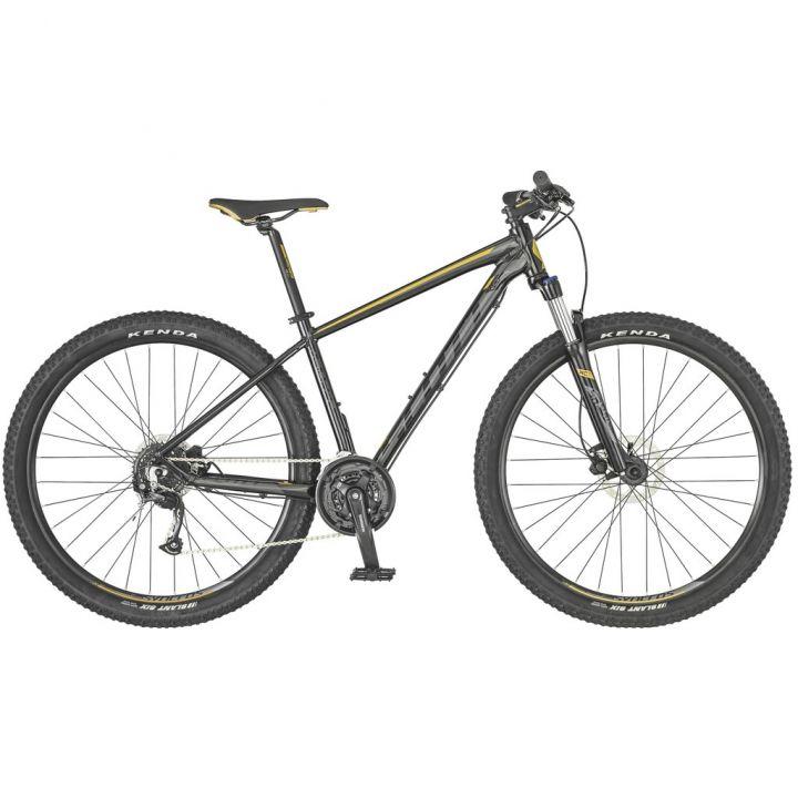 Bicicleta Scott Aspect 950 negro bronce