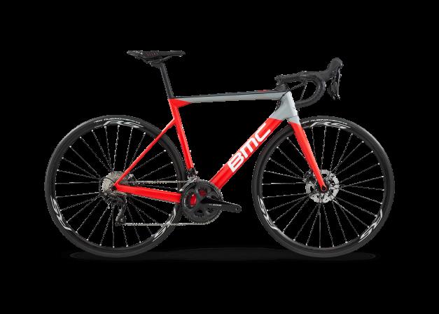Bicicleta BMC de Ruta Team Machine SLR02 Disc Four - 2020