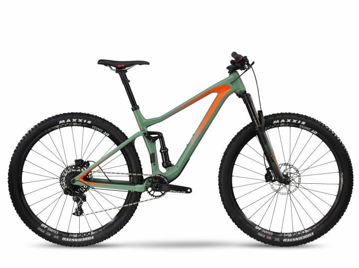 Bicicleta BMC Montaña SpeedFox 02 Two