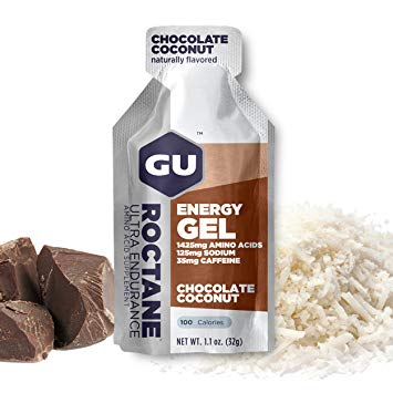 Gel GU Roctane Chocolate Cocunut  32 GR