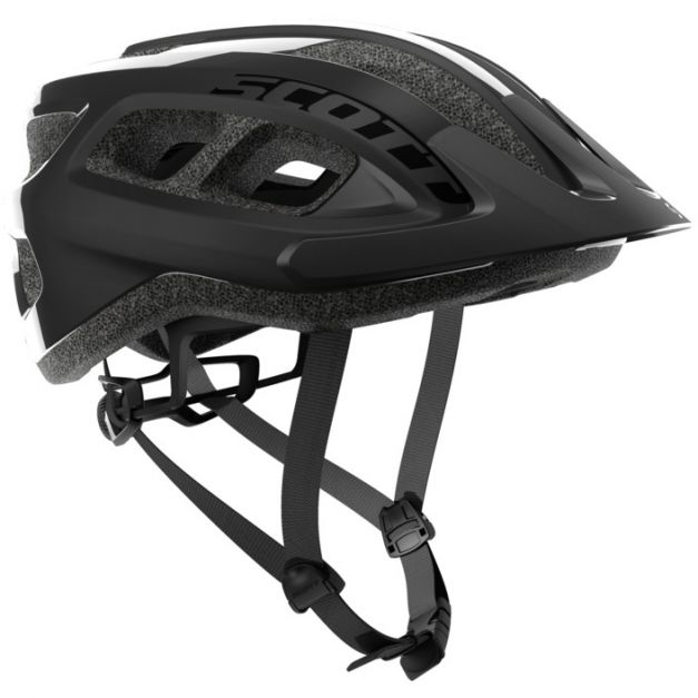 Casco Scott Supra negro