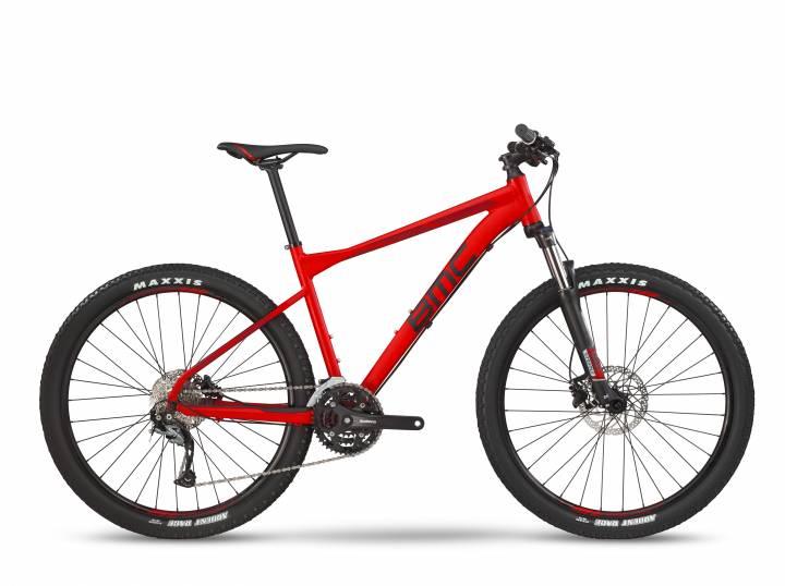 Bicicleta BMC Sport Elite Three Rojo