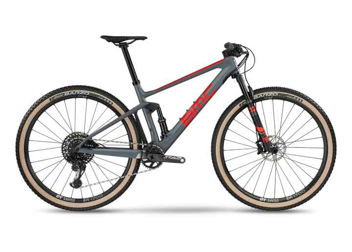 Bicicleta BMC Four Stroke 01 Three 2019