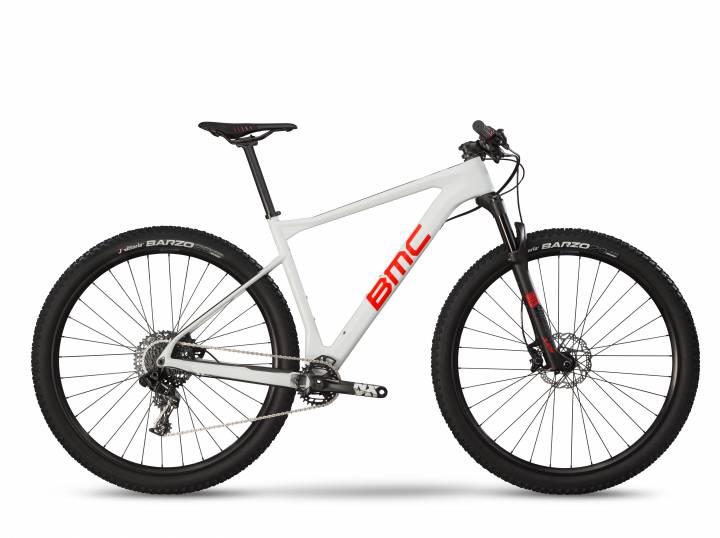 Bicicleta Montaña BMC Team Elite 02 Three