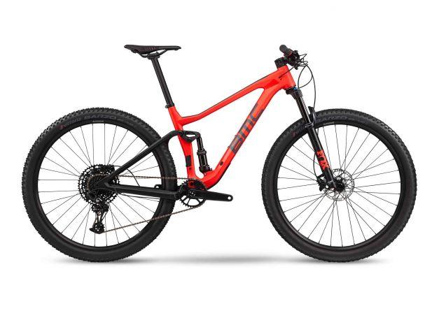 Bicicleta BMC Montaña Agonist 02 Two 2020