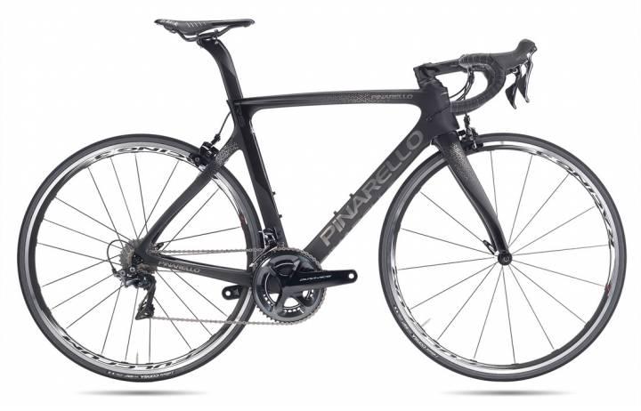 Bicicleta Ruta Pinarello GAN RS Maglia Nera Talla M negro