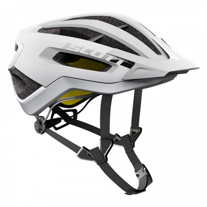 Casco Scott Fuga Plus Ce Blanco Talla M