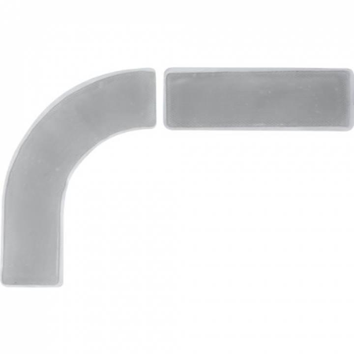 Cubierta gel p/ timon Syncros  Ruta (gel pad) Transparente