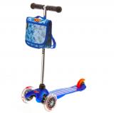 Mini Mochila Azul scooters