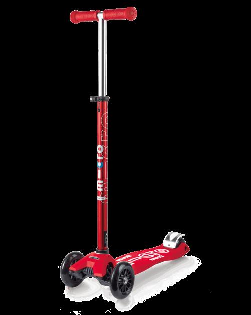 Maxi Micro Deluxe Rojo