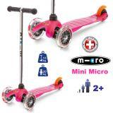 Mini Micro Clásico rosado