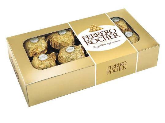 Bombones 08 Ferrero Rocher