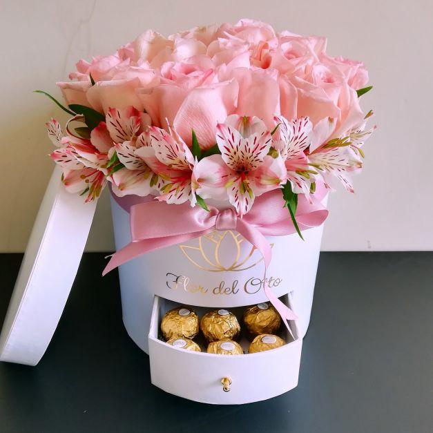 Dulce Sombrera floral