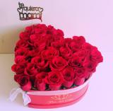 Corazón de amor en caja