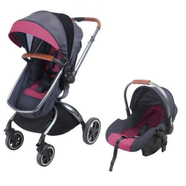 993fd6363 Picaboo plaza : Baby kits - Coche Deluxe Travel System 360° modelo ...
