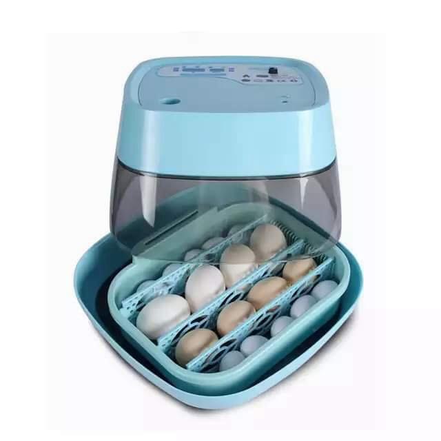 Incubadora 16 huevos