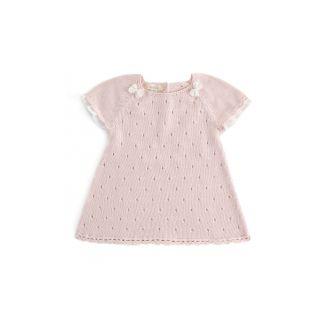 Vestido KIM - EN STOCK - Tallas: 0-3 , 9-12 meses