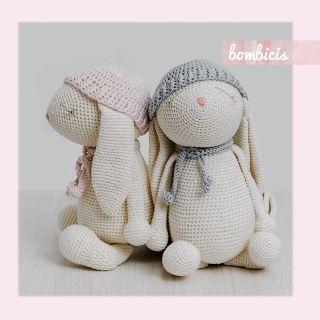 Bunny Bombicis Tejido - EN STOCK - Agotado