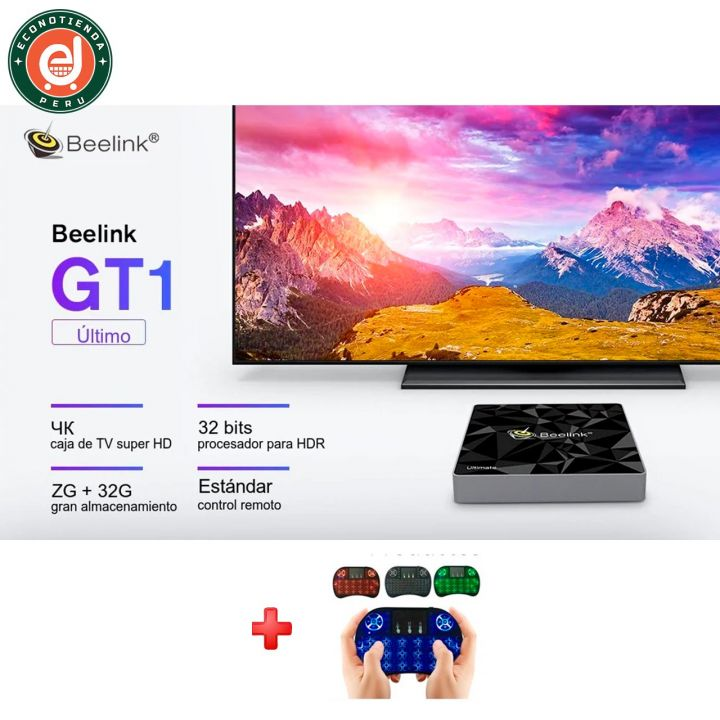 TV box Beelink GT1 Ultimate 3GB/32GB Android 7.1