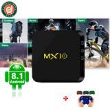 TV box MX10 4GB/32GB Android 8.1