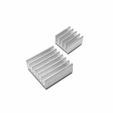 Kit Raspberry Pi 3B  / Case / Adaptador / Disipadores