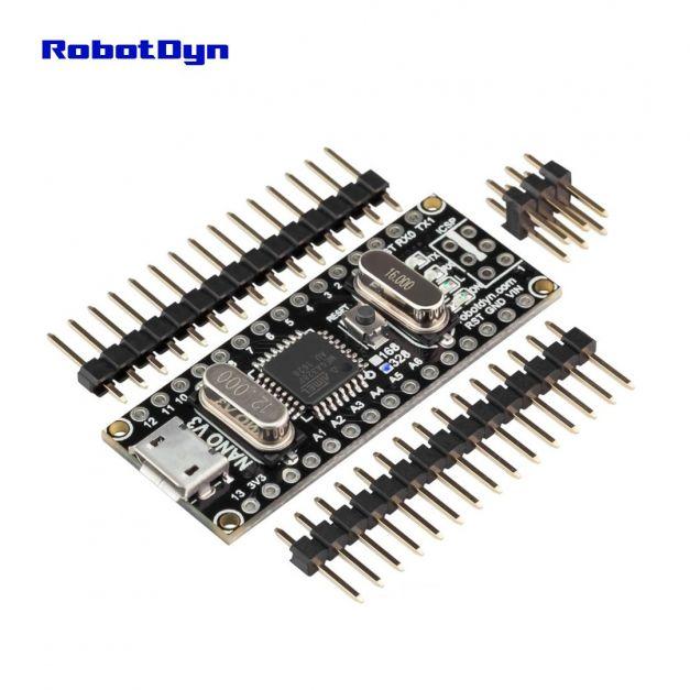 Nano V3 CH340G ATmega328 - Compatible con Arduino