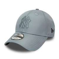 GORRA NEW ERA GRIS