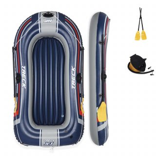 BOTE INFLABLE RAFT HYDRO FORCE 2.28X1.21M - BESTWAY