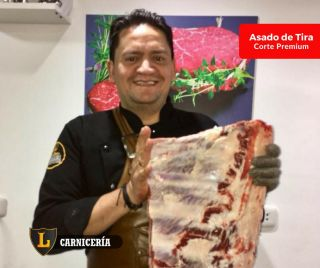ASADO DE TIRA / COSTILLAR DE RES