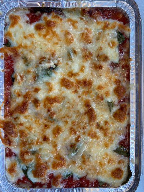 Lasagna de Berenjenas  (1 kg)